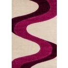 DF0062012-588 Paars Vloerkleed