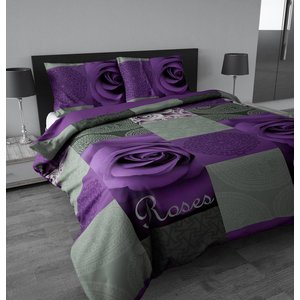 DF0062012-1003 DBO Rose Garden Violet - Violet