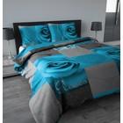 DF0062012-1148 DBO Garden Rose Turquoise - Turquoise