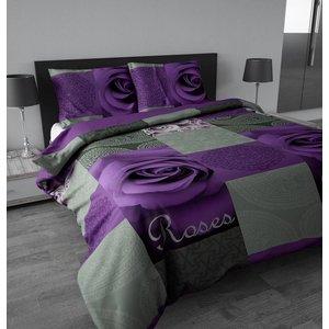 DF0062012-1145 DBO Rose Garden Violet - Violet