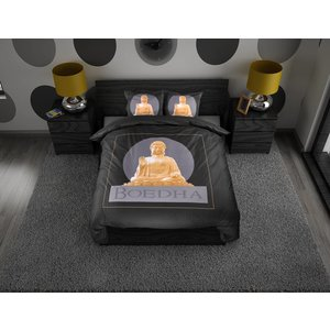 DF0062012-1138 DBO Black Buddha - Noir