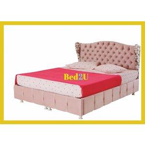Bed2U Boxbed met Opbergruimte