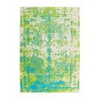 DF0062012-696 Groen - Blauw Vloerkleed