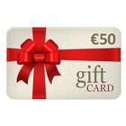 Chèques Cadeau € 50