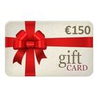 Cadeau Bon € 150
