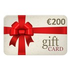 Gift Card € 200