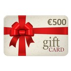 Gift Card € 500