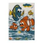 DF0062012-803 Fish Rug
