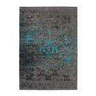 DF0062012-826 Blauw Vloerkleed