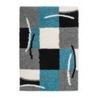 DF0062012-853 Blue Rug
