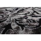 DF0062012-843 Zilver Vloerkleed