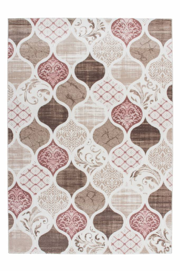 DF0062012 859 Rose Tapis