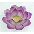 Kinta Waxinehouder Lotus Paars Kleur