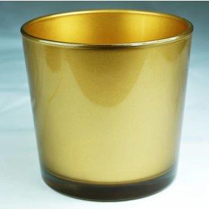 Soliverre BV Vase de couleur d'or