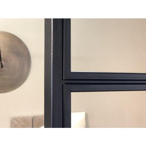 Vast stalen venster - 2580x915mm