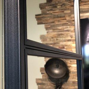Dubbele taatsdeuren met zijlichten - Maatwerk