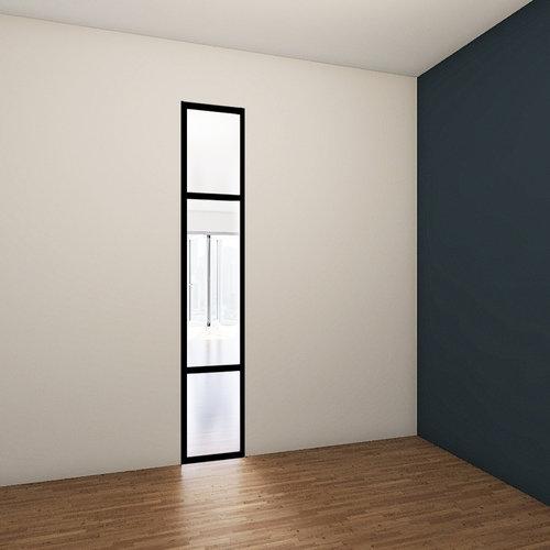 Vast stalen venster - 2315x455mm