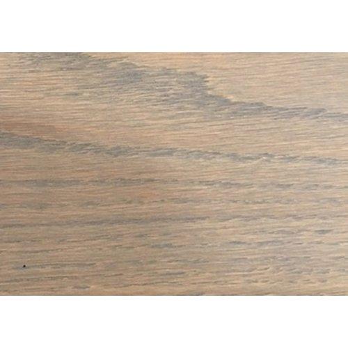 Staalo Geborstelde jong eikentafelblad - 240 X 100cm  - Smoked - OUTLET