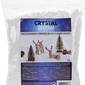 Kristalsneeuw - grote vlokken