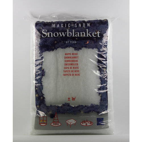 Snow Blanket - extra thick