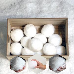 Sneeuwballengevecht Box