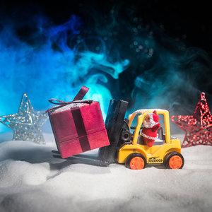 Kerstpakket  SneeuwBox