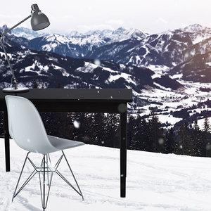Office Snow Box