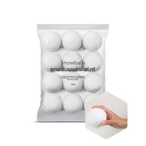 Sneeuwballen - zacht