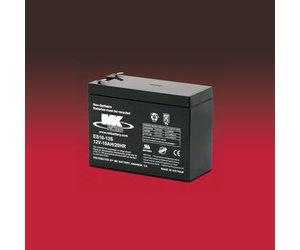 MK 12v 10Ah ES10-12S AGM accu