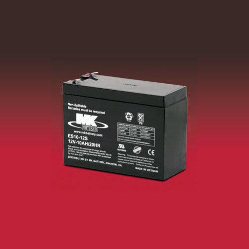 MK Battery MK 12v 10Ah ES10-12S AGM accu