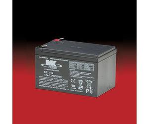 MK 12v 12Ah ES12-12 AGM accu