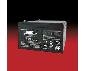 MK 12v 14Ah ES14-12 AGM accu