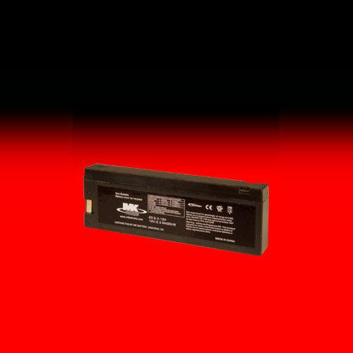 MK Battery MK 12v 2.3Ah ES2.3-12 AGM accu