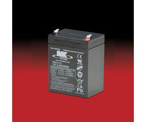MK 12v 2.9Ah ES2.9-12 AGM accu