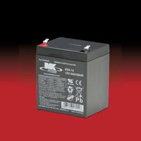 MK Battery MK 12v 5Ah ES5-12 AGM accu