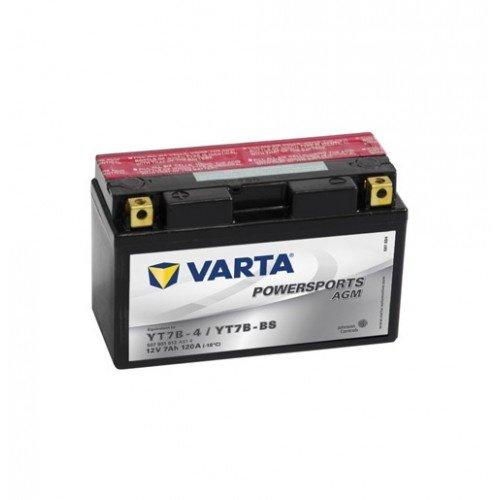 VARTA VARTA Funstart AGM YT7B-4 / YT7B-BS 12V 7Ah