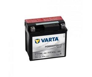 VARTA Funstart AGM YTX5L-4 / YTX5L-BS 12V 4Ah