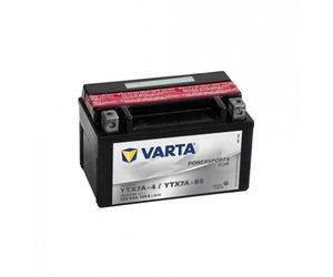 VARTA Funstart AGM YTX7A-4 / YTX7A-BS 12V 6Ah