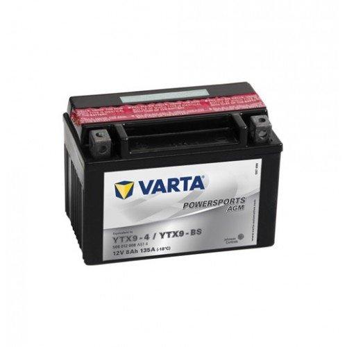 VARTA VARTA Funstart AGM YTX9-4 / YTX9-BS 12V 8Ah 508 012 008