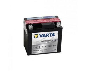 VARTA Funstart AGM TTZ7S-4/TTZ7S-BS 12V 7Ah