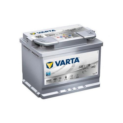 VARTA Varta Silver Dynamic AGM D52 12V 60Ah