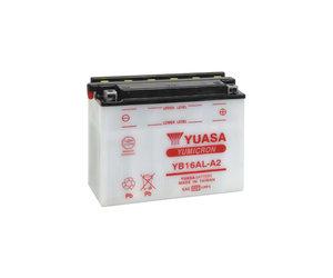 Yuasa YB16AL-A2 12V 16Ah (eq 516016012 Varta YB16AL-A2)