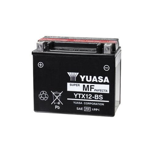 Yuasa Yuasa YTX12-BS 12V 10Ah