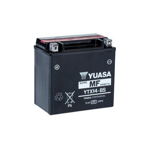 Yuasa Yuasa YTX14-BS 12V 12Ah