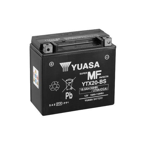 Yuasa Yuasa YTX20-BS 12V 18Ah