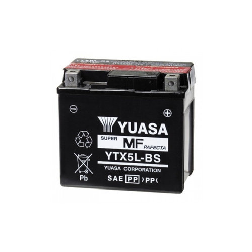 Yuasa Yuasa YTX5L-BS 12V 4Ah