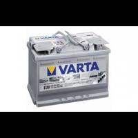 VARTA Varta Silver Dynamic AGM E39 12V 70Ah 570 901 076