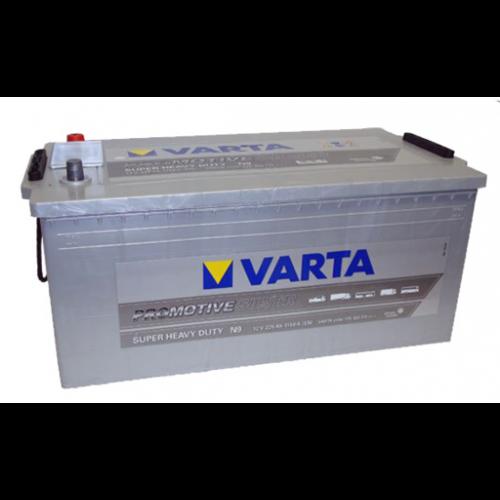 VARTA Varta Pro Motive Silver N9 12V 225Ah