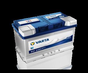 Varta Blue Dynamic F17 12V 80Ah