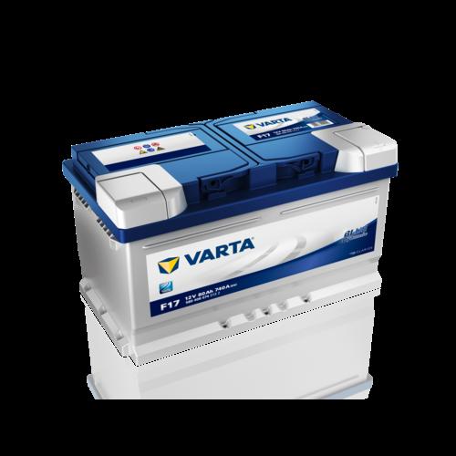 VARTA Varta Blue Dynamic F17 12V 80Ah